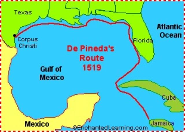 Pineda Maps the Coast