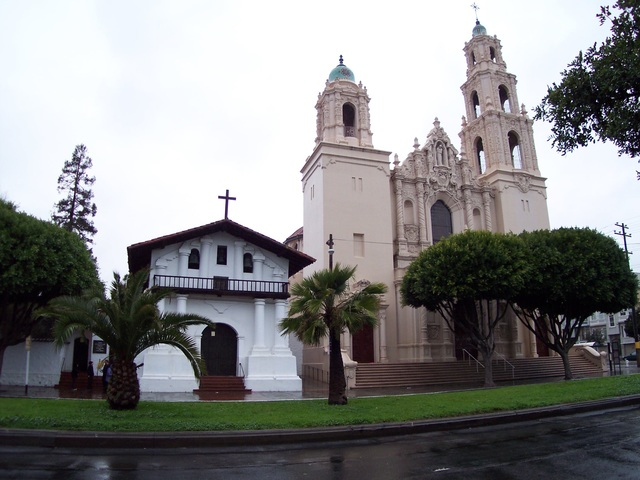 Mission San Francisco founded