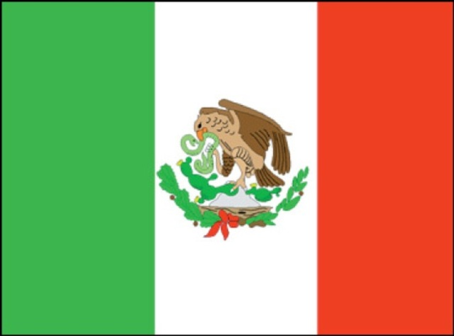 Mexico gains thier Indepenedence