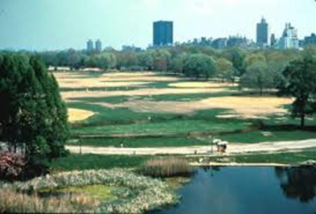 1970s park