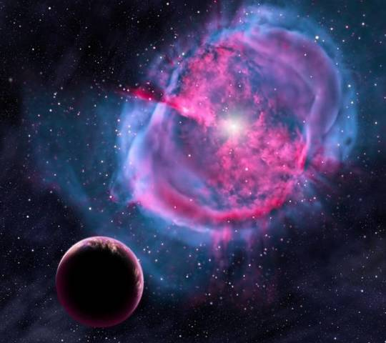 Астрономы обнаружили две новые планеты в «зоне жизни»