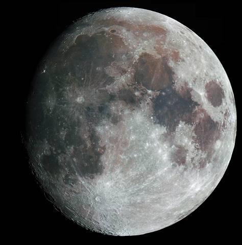 Китайская лунная лаборатория успешно вышла на окололунную орбиту