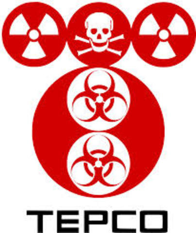 Tokyo Electric Power Company announces increases in Radioactivity