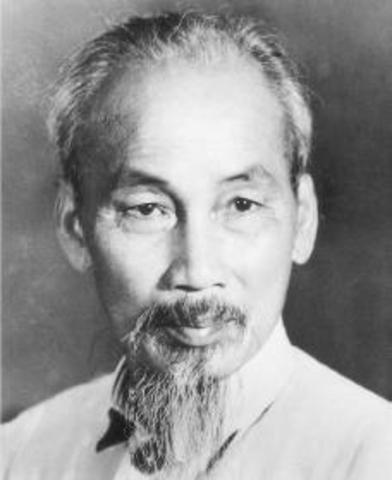 Death of Ho Chi Minh