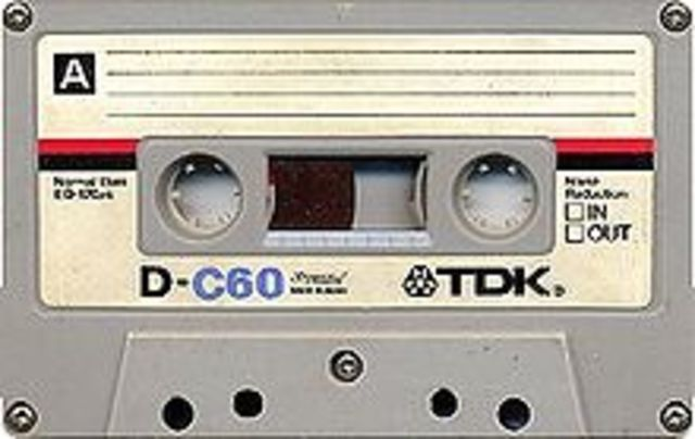 Inventions: casstte audio