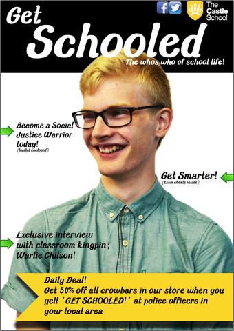 Preliminary Magzine & Contents