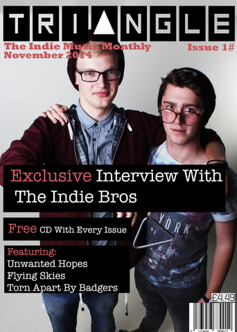 First Drafts of Music Magazine