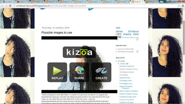 Planning Ancillary: Kizoa