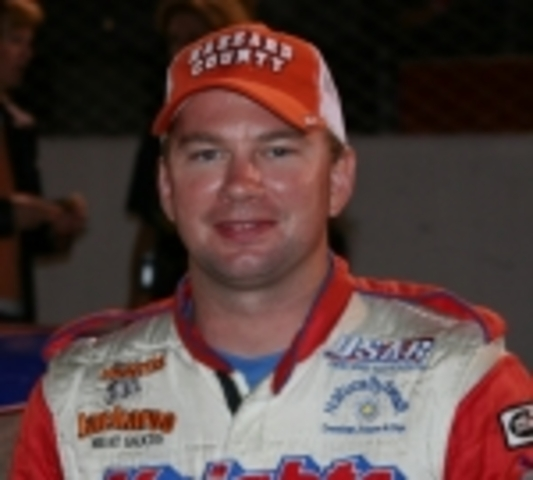 Shane Huffman wins the 150th Pro Cup race