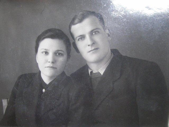 Семья Беляковых