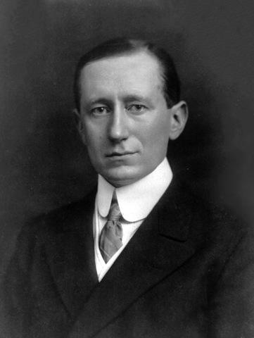 Marconi Invents the Radio