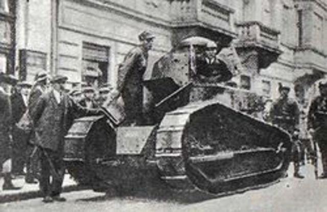 Cop d'Estat (Anton Zurita)