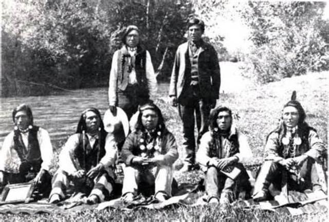 The Shoshone Tribe