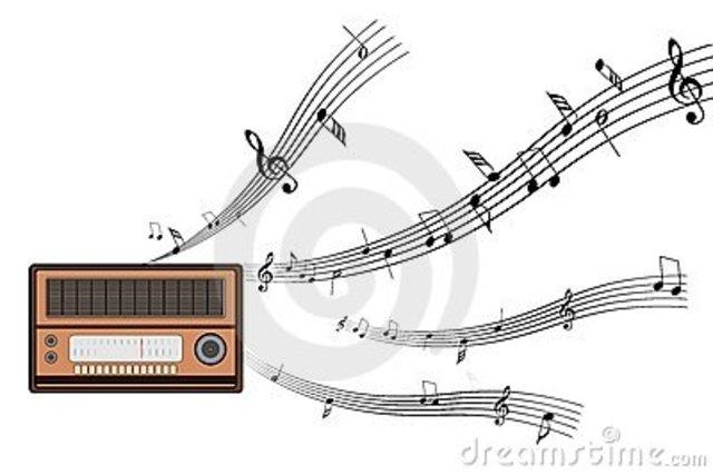 Radio influence with Music