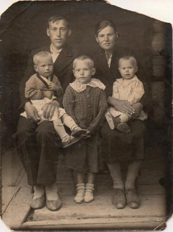 Рождение Николая Герасимовича Кузницова