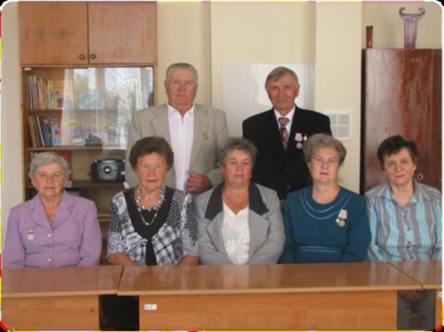 Наши почётные гости школы