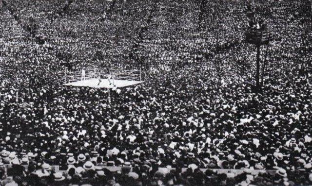 Boxing on the Radio