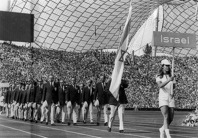 Munich Olympic Games Terrorism