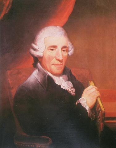 Joseph Haydn born