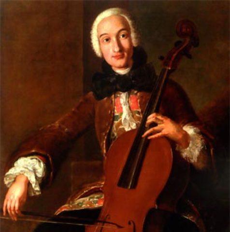 Luigi Boccherini born