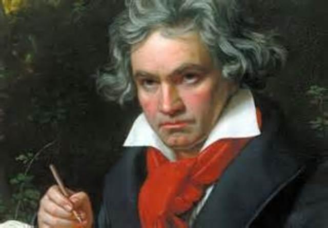 Lv Beethoven born