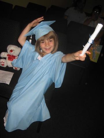 graduation pre-school