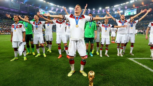 Germany Wins FIFA World Cup