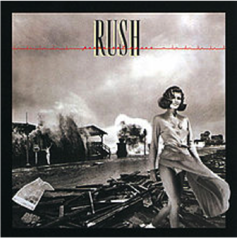 "Rush single ""Sprit of the Radio"" is a Radio Hit"