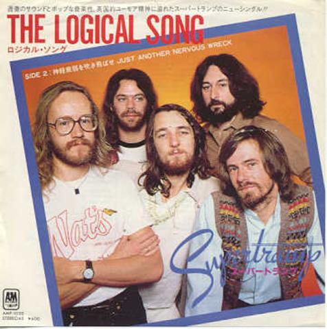 Supertram, The logical song