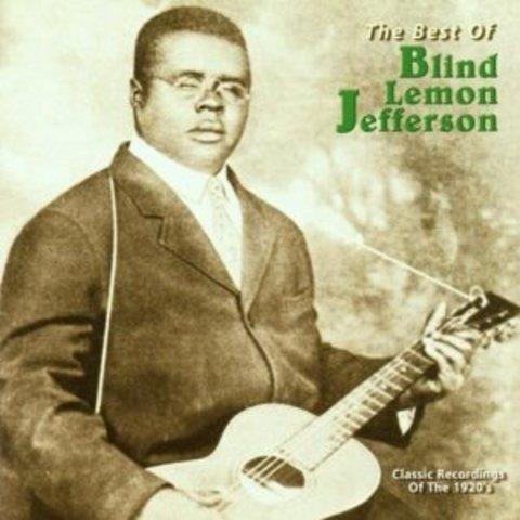 Blind Lemon Jefferson Debut