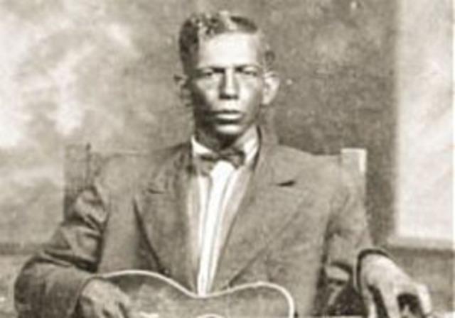 Charley Patton- Folk Blues