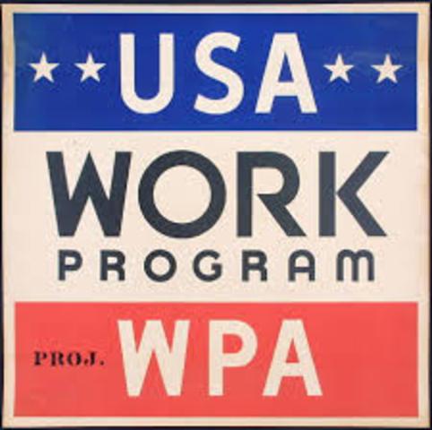 WPA Created