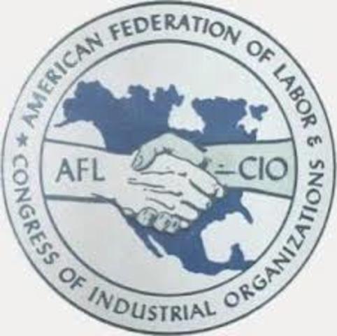 Congress of  Indrustrial Organizations