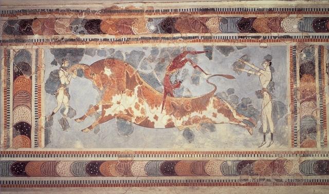 Minoans  3000 BCE
