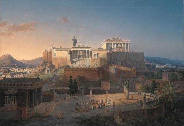 Rise of Democracy 488 BCE
