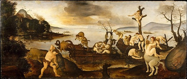 The Return from the Hunt
