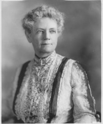 Eva Perry Moore in The Panama Canal Zone