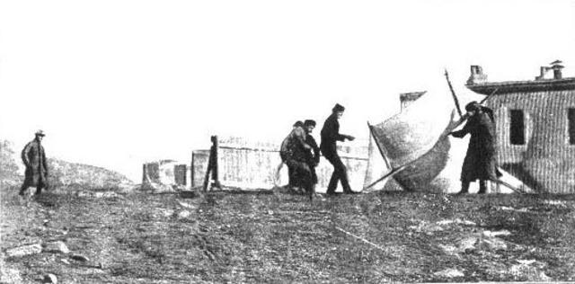 Marconi's Transatlantic communication