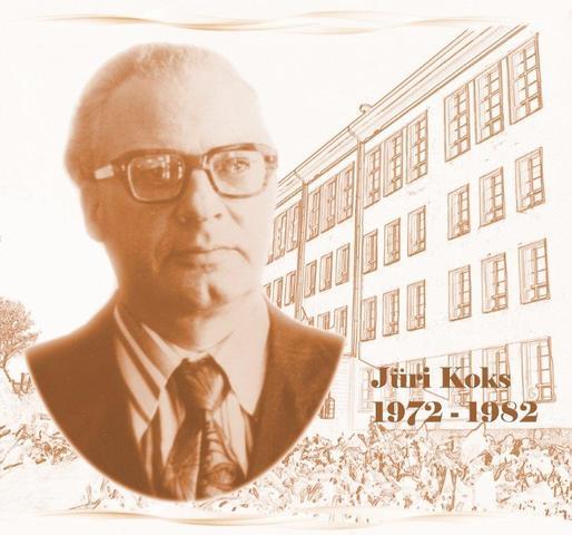 Direktor Jüri Koks