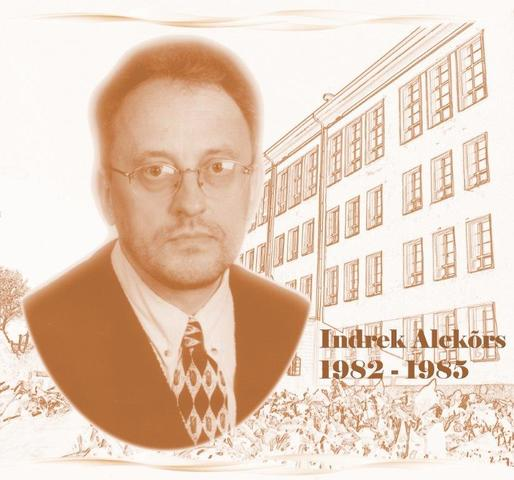 Direktor Indrek Alekõrs