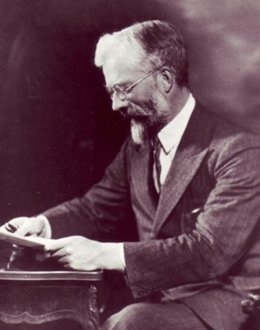 Ronald Ayler Fisher was born