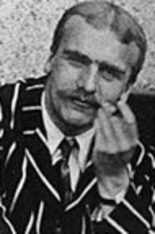 J.B.S. Haldane is born