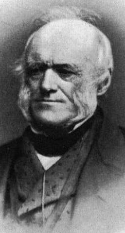 Charles Lyell is born