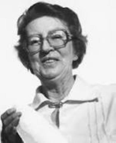 Mary Leakey is born