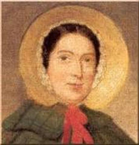 Mary Anning is born