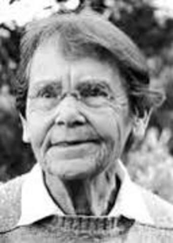 Barbara McClintock is born