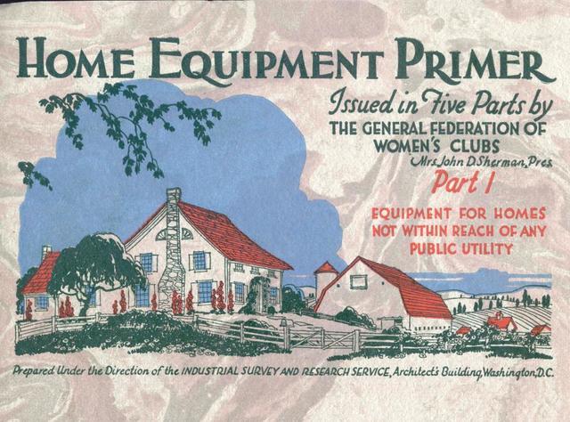 Home Equipment Primer