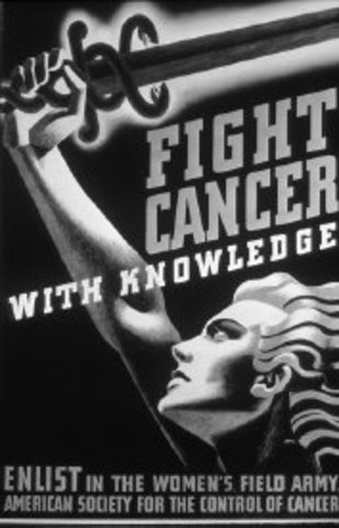 GFWC Partners with The American Society for the Control of Cancer