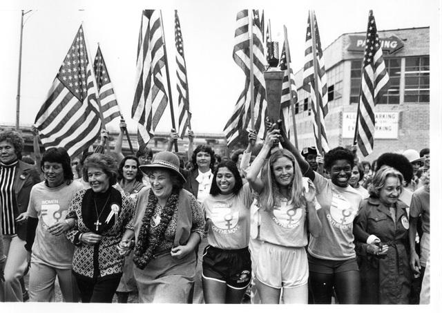 GFWC participates in International Women's Year