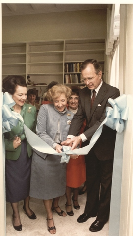 Women's History and Resource Center Opens